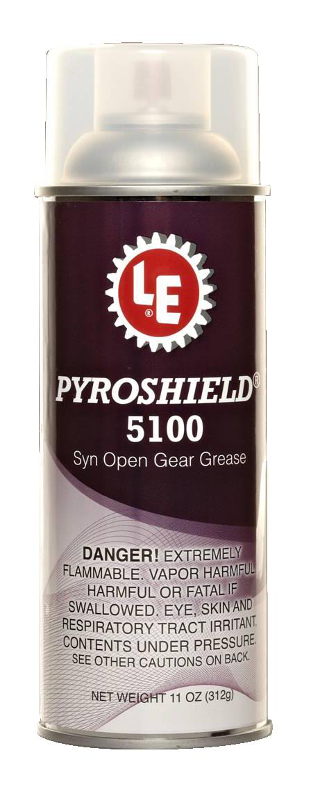 Pyroshield® Syn Open Gear Grease - Lubrication Engineers