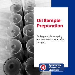 Oil Sample Preparation