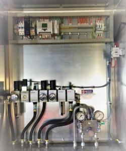 Open Gear Lubricant Spray system